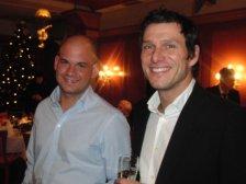 Markus Haubner und Thomas Pokernus