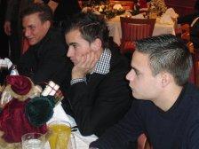 Wann geht´s in den Club Couture: Mario Lebensorger, Mario Weissinger, Lukas Nemetz