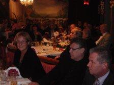 Jungehepaar Ingrid & Hansi Blazey mit Walter Grassl