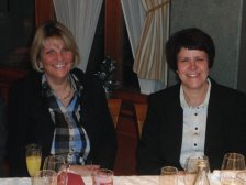 Karin Bayer und Geli Vollnhofer