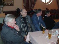 Dietmar Schmidt, EO Rudolf Schranz, Christian Schuster und Johann Vollnhofer