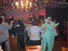 Die Tanzfläche war immer voll