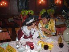 Im Dienste der Allgemeinheit: Geli Vollnhofer und Amtsrat Pokernus