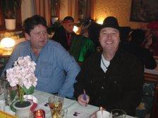 Franz mit Freund
