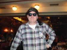 Gerhard Cech als Ozzy Osbourne