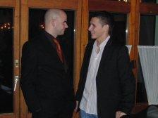 Markus Haubner & Alexander Gogic
