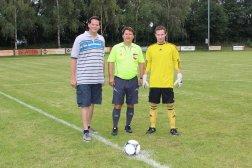 Lukas Mandl, Schiri Celenkovic, Thomas Cech