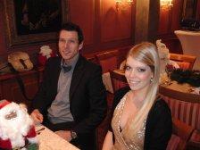 Thomas Pokernus mit Martina Fürst