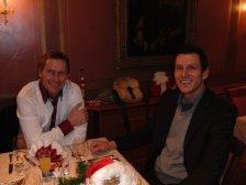 Andreas Flekal und sein Thomas Pokernus
