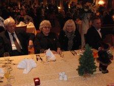 Margarethe und Johann Neumayer, Christine und Werner Kogelmann