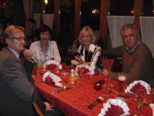 Evi & Leopold Maresch, Monika & Ewald Mayer