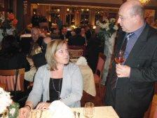 Sabine Unger und Franz Traschler