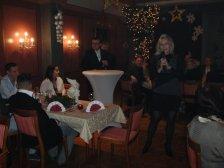 Bürgermeisterin Gabi Maw bei ihrer Rede