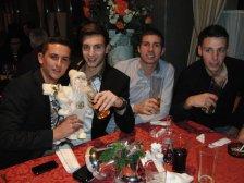 Sebastian Pluskovits, Jakob Wittmann, Mario Mader, Patrick Freis