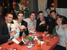 Sebastian Pluskovits, Jakob Wittmann, Mario Mader, Patrick Freis, Christoph Erkinger, Patrick Traschler, Nadine Schabhüttl