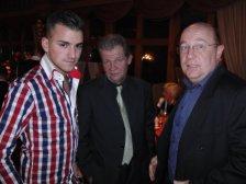 Mario Weissinger, Walter Grassl, Franz Traschler