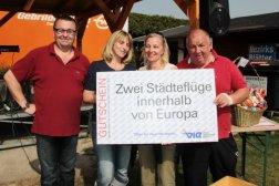 Wolfgang Neubauer, Silvia Lippl, Gabi Maw und Rudolf Steiner