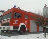 Foto mit Vereinsschal in Bairisch-Kölldorf